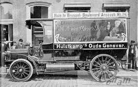 009b Dürkopp vrachtauto van de Fa. Hulstkamp & Zoon & Molijn
