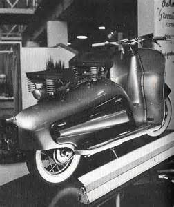 01a Scooter Carrozzeria Fratelli AMBROSINI & Botta Italy 1911-'39