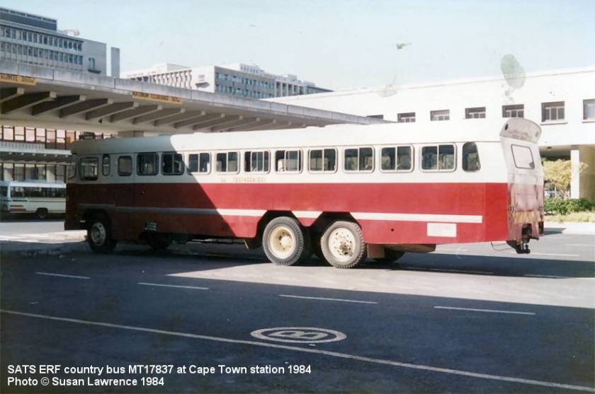 02a MT 17837 ERF Bus - Cape Town - SL(1984)