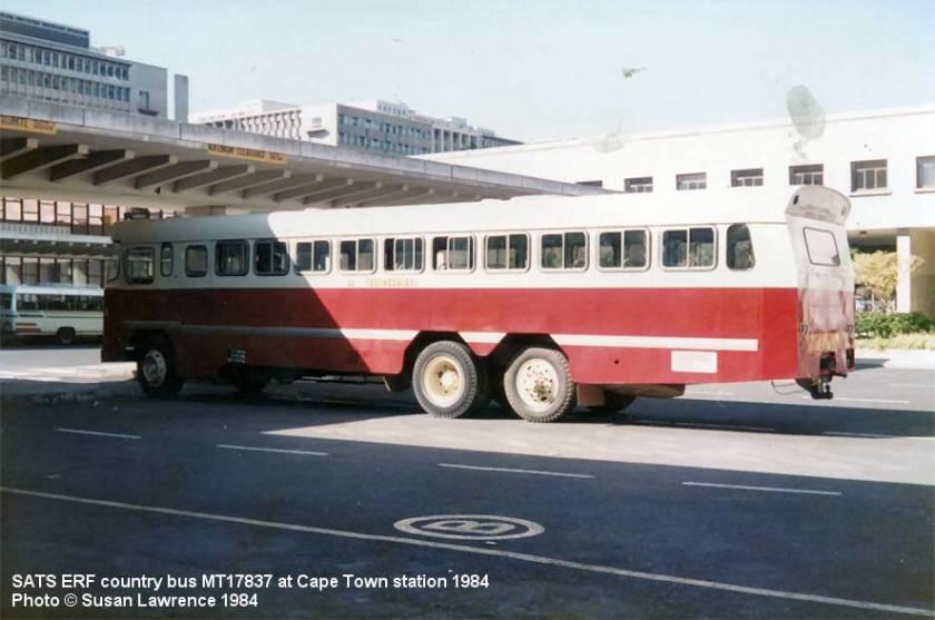 02a MT 17837 ERF Bus - Cape Town - SL(1984)
