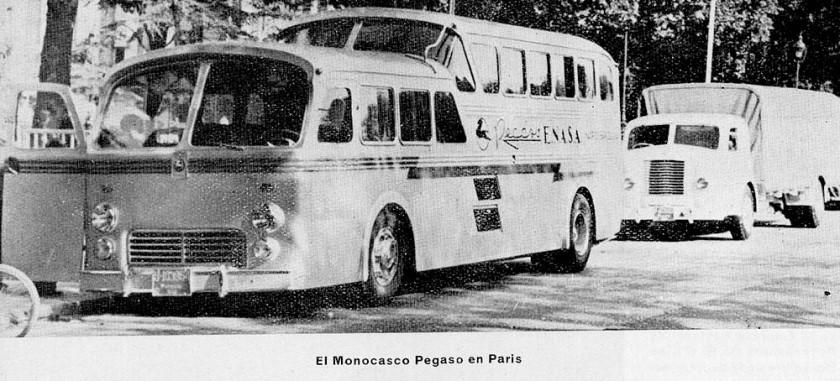 05a 1950 Pegaso ENASA MADRID-BARCELONA