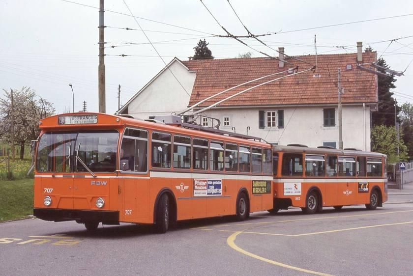 153 FBW TR 91 de 1976