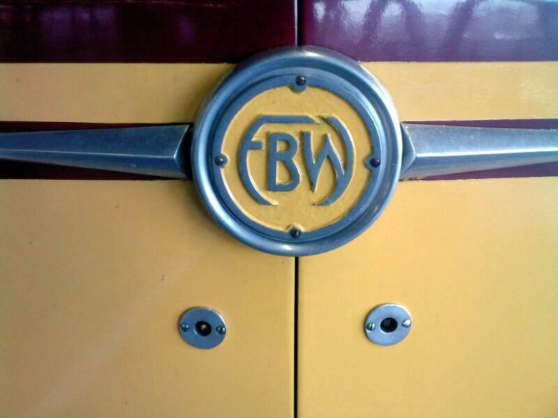 160 FBW Logo
