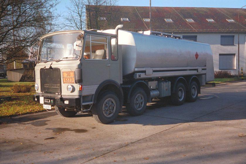 161 FBW Tanker