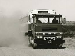18 ERF Opleggerbus SA