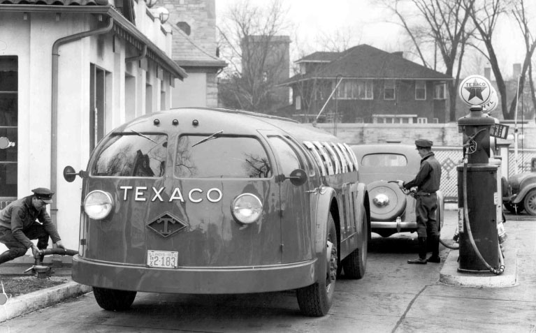 1934 Diamond Texaco Tankwagen