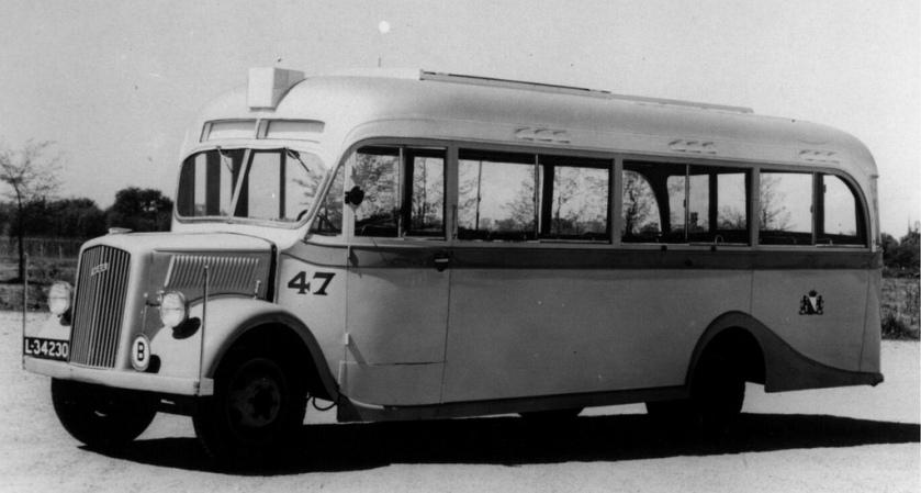 1934 L-34230 Opel carr. Domburg