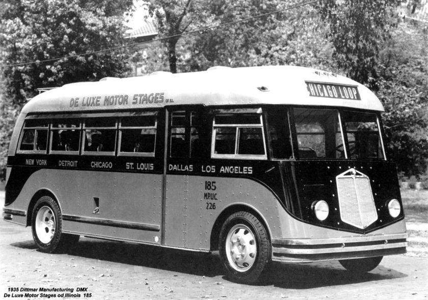 1935 Dittmar-DMX DL 195