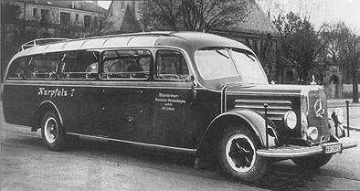 1935 Drögmöller Mercedes Lo 3750