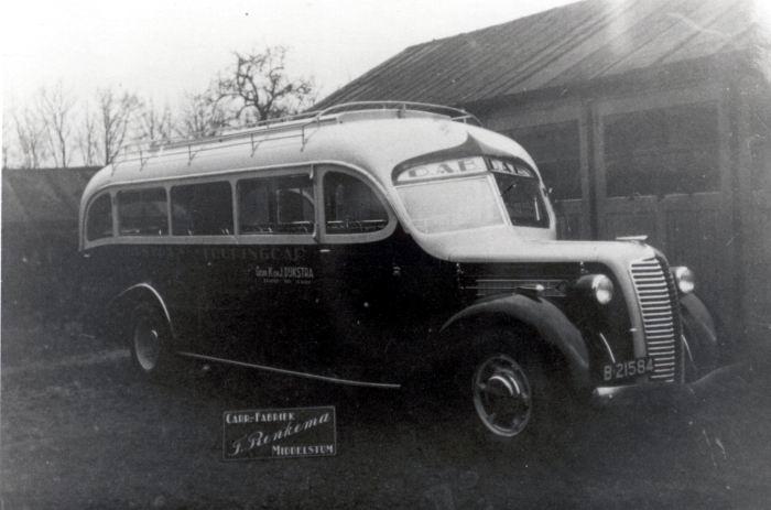 1938 Diamond T carr Renkema Middelstum B-21584