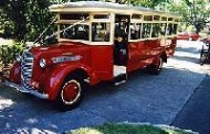 1938 DIAMOND T Fun Bus