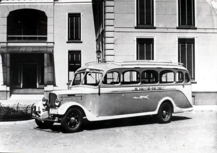 1938 Diamond T Hainje Heerenveen B-4935