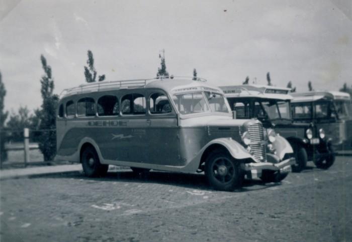 1938 Diamond T Hainje Heerenveen B-4935a