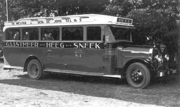 1939 Diamond T, carr. Hainje. Hoekstra – de Jong Oudega HO