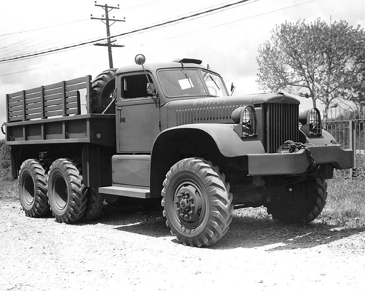 1940 Diamond 4-ton Truck 6x6