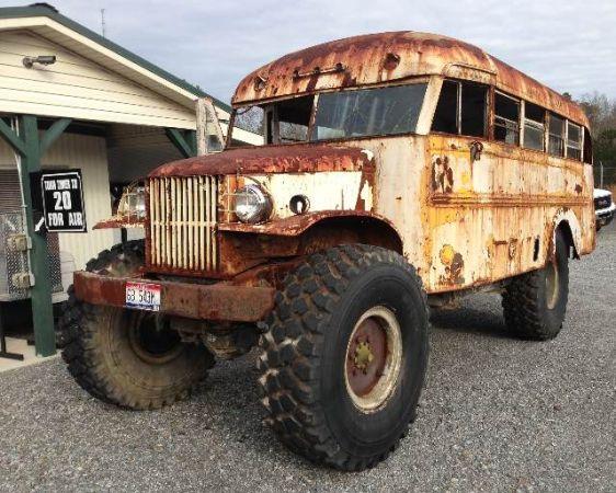 1942 Dodge Schoolbus