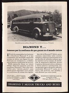 1944 Diamond T Argentina