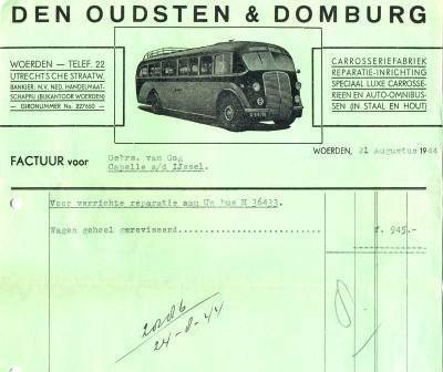 1944 Rekening OD