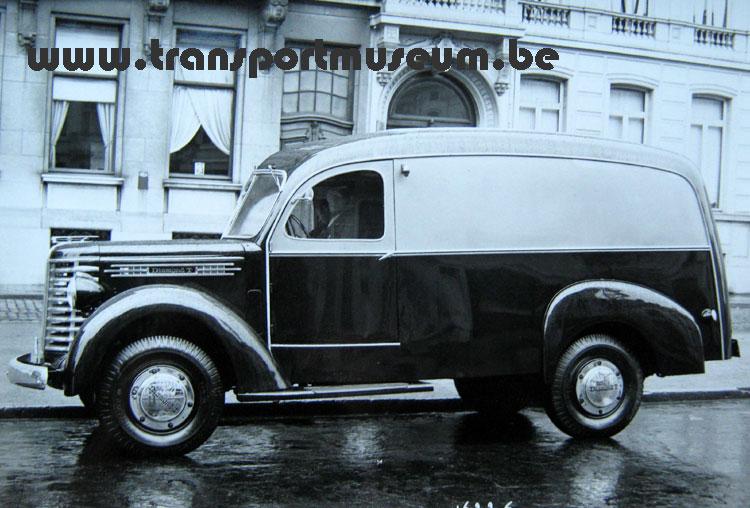 1947 DiamondT 201 België