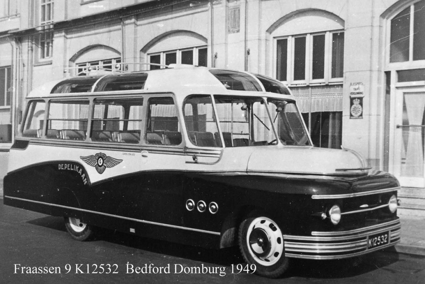 1949 Domburg Bedford carr.