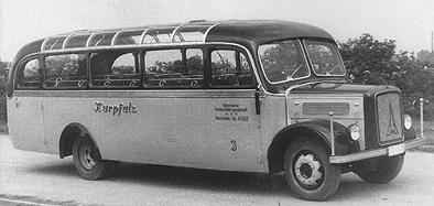 1949 Drögmöller Magirus O 3000