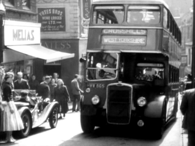 1950 Bristol K Lowbridge ECW