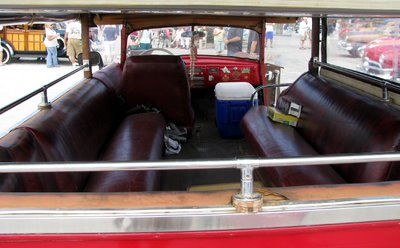 1950 DESOTO Beach bus a