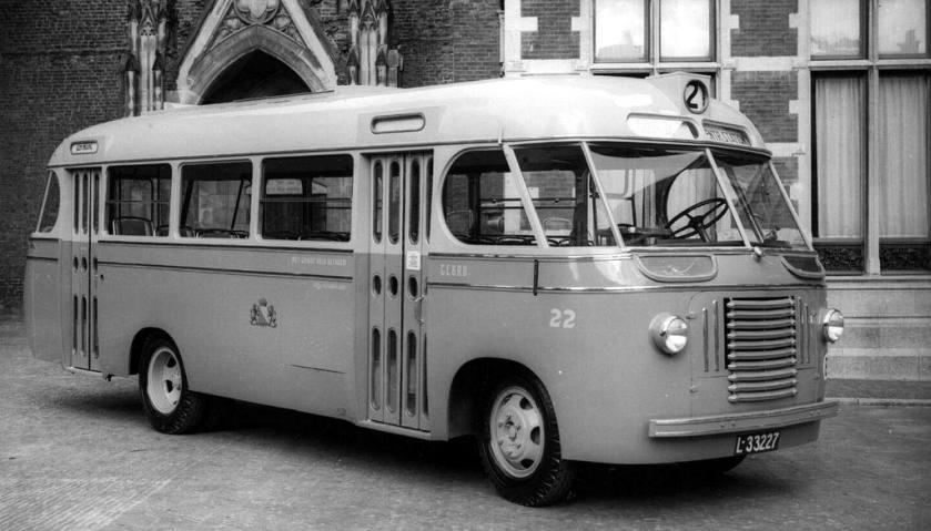 1950 L-33227 Diamond-T