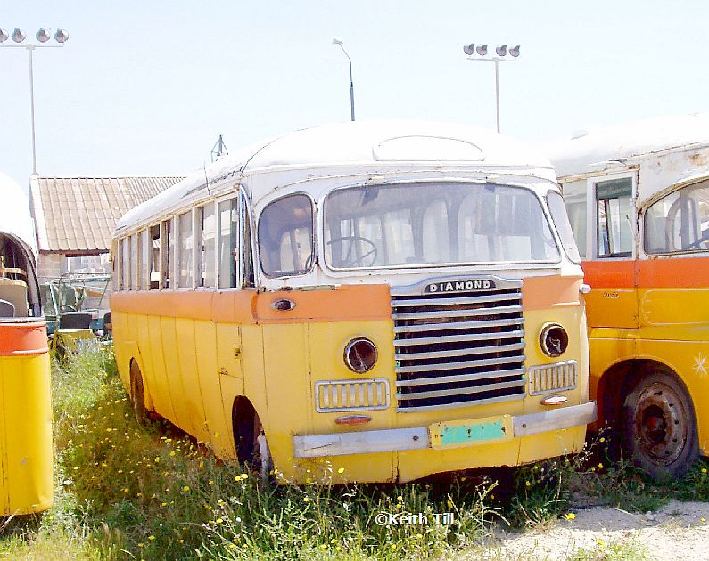 1951 752 Diamond T-Aquilina Malta