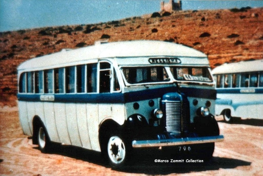 1954 338 Diamond T-Schembri as 796