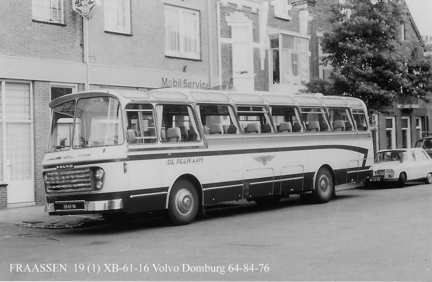 1954 Domburg Volvo 1