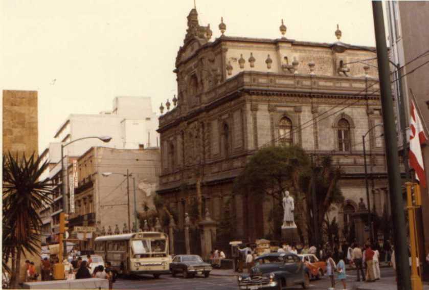 1956 DINA 7408 hotel mexico