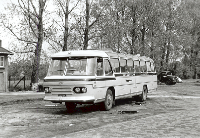 1957 VOLVO B 65506 carr Domburg GTW 30