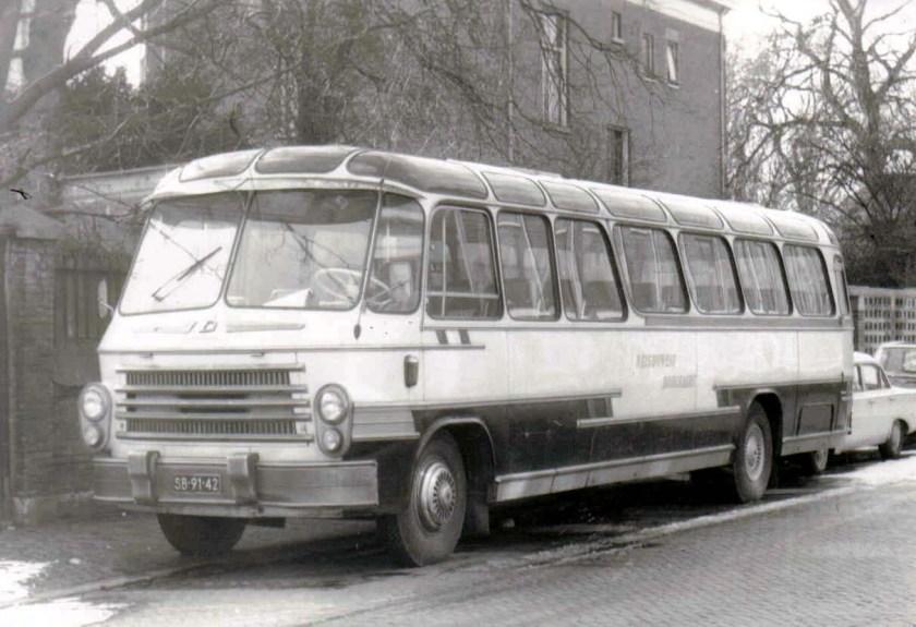 1958 Bouckaert 11, DAF Domburg