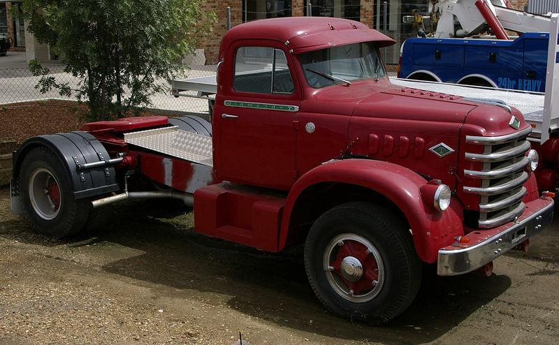 1958 Diamond T 630