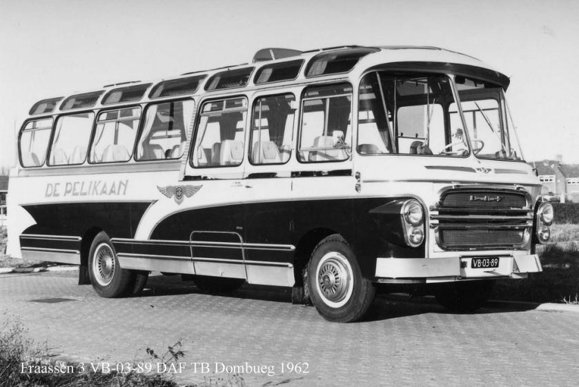 1962 Domburg DAF TB