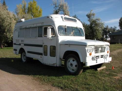 1963 Dodge bus