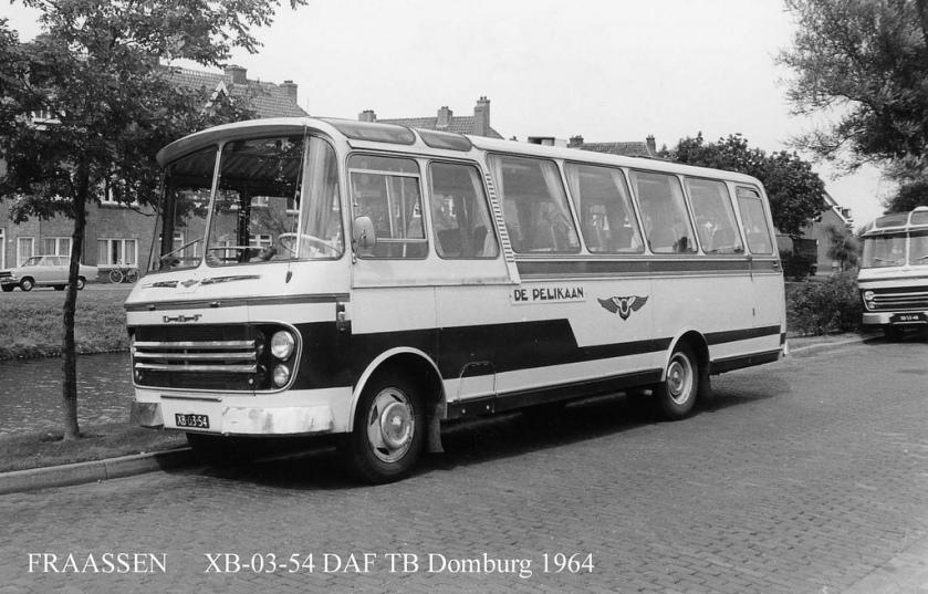 1964 DAF carr. Domburg