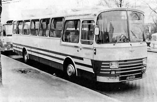 1966 Volvo B755-Domburg met 49 zitp Schutte35