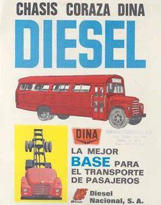 1967 DINA 532