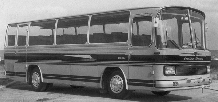 1967 DR 35-II v 170 PS