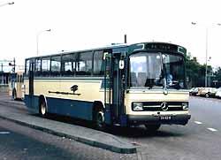 1973-1974 Mercedes Benz O302 -Domburg De Valk