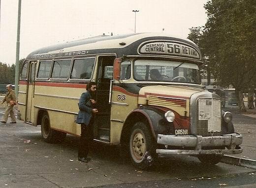 1973 El Condor 1973 Mercedes