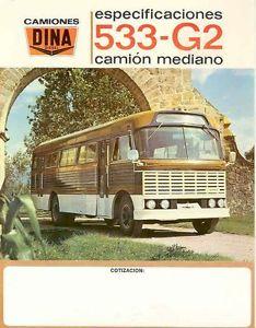 1974 DINA 533G2