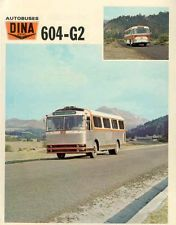 1974 DINA 604G2 Cummins