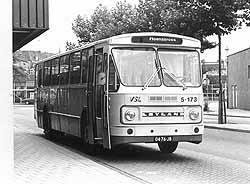 1975 Leyland LVB668 –Domburg