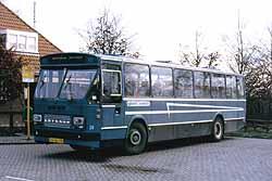 1976 Leyland LVB668 –Domburg