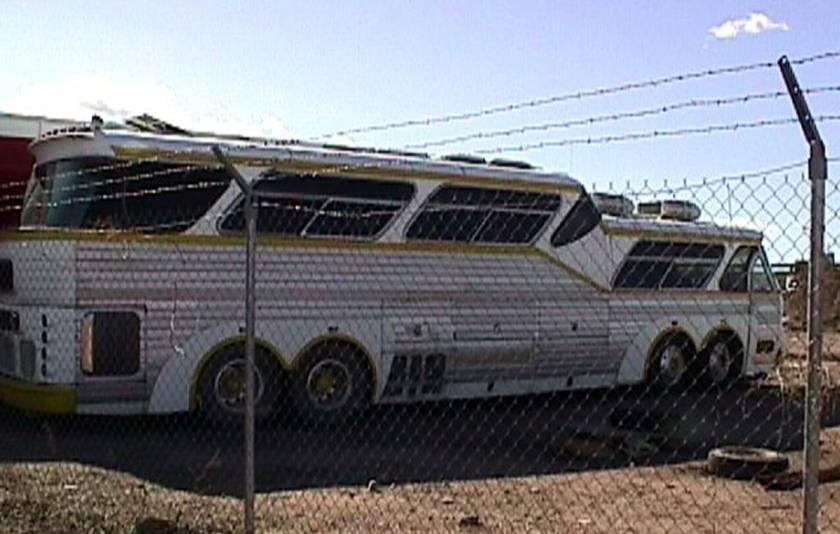 Bussen Dina Flexiliner