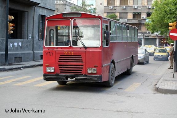 Bussen FAP Dubrava Aleppo Syrie
