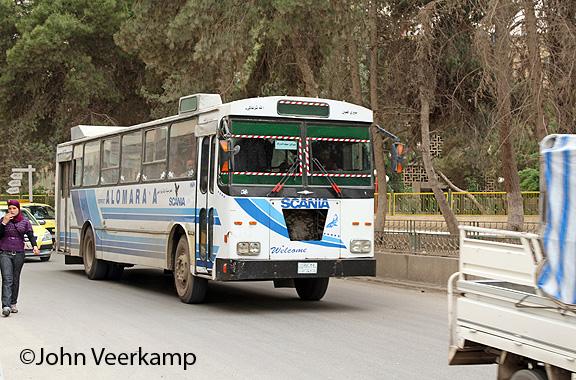 Bussen FAP Dubrava Ar Raqqah Syrie